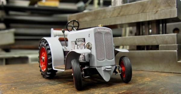 KOVAP-Schl-ter-Traktormodell-Blechspielzeug