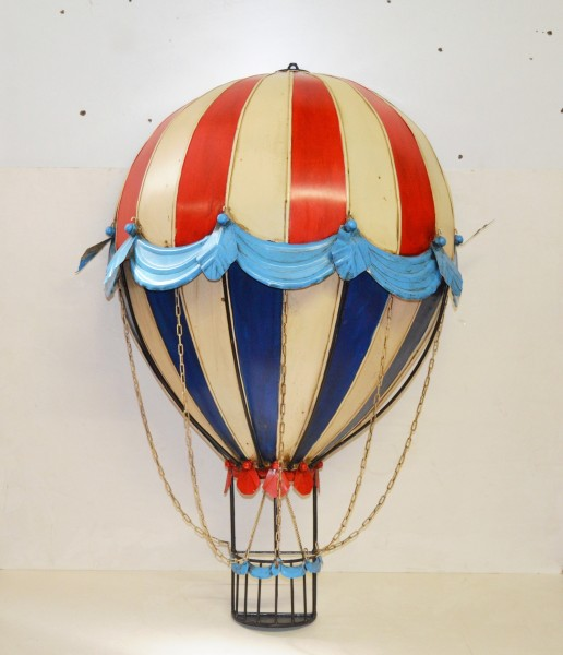 Heißluftballon Front