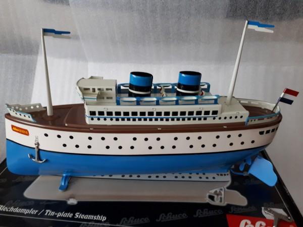 Schuco Classic Dampfer Queen II Ansicht rechts