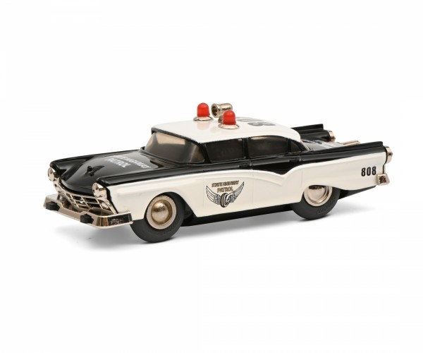 "Micro Racer Fairlane ""Highway Police"" Ansicht links"