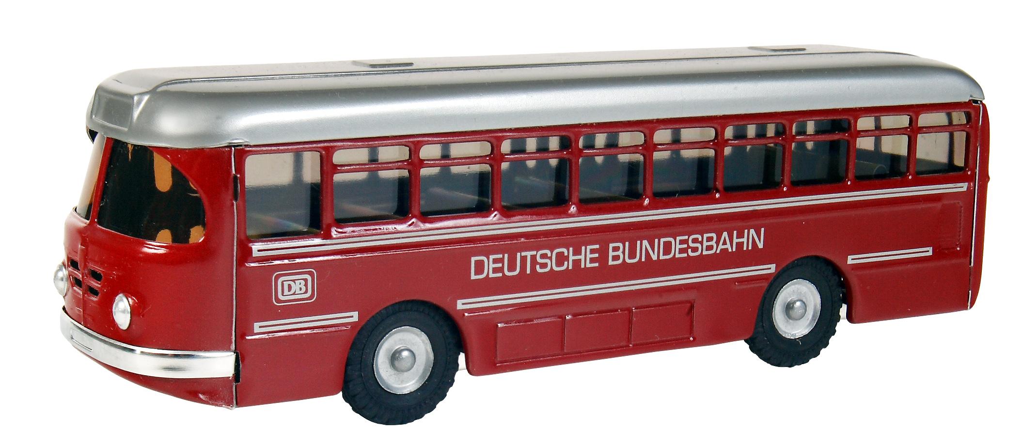 0496 Nr KOVAP  BÜSSING-KOM Ausführung DB 1959 Art