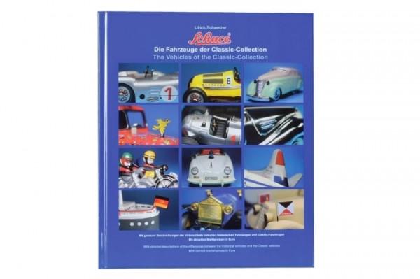 Schuco Buch mit allen Modellen der Classic-Baureihe und Marktpreise