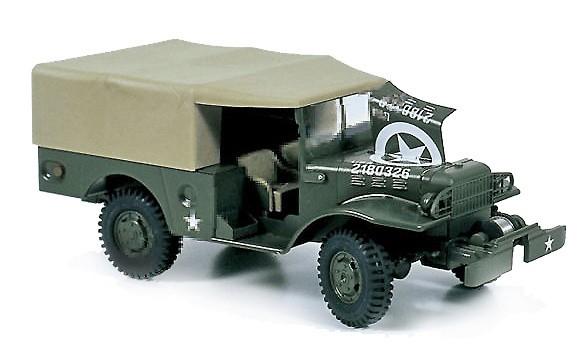KADEN Dodge WC 51 Weapons Carrier mit Verdeck Ansicht rechts