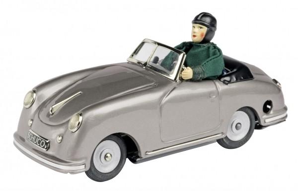 Blechspielzeug-Schuco-Porsche-Examico-Rennwagen
