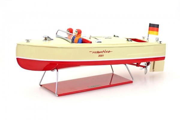 Schuco Nautico Rennboot 3001 Ansicht links