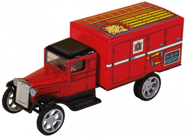 KOVAP Hawkeye Feuerwehr Fire Engine Gerätewagen Ansicht links