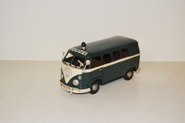 VW-Bus T1 Polizei Ansicht links