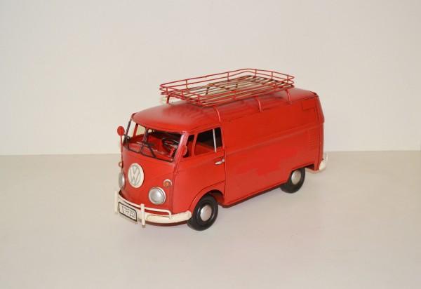 VW-Transporter Lieferwagen Ansicht links