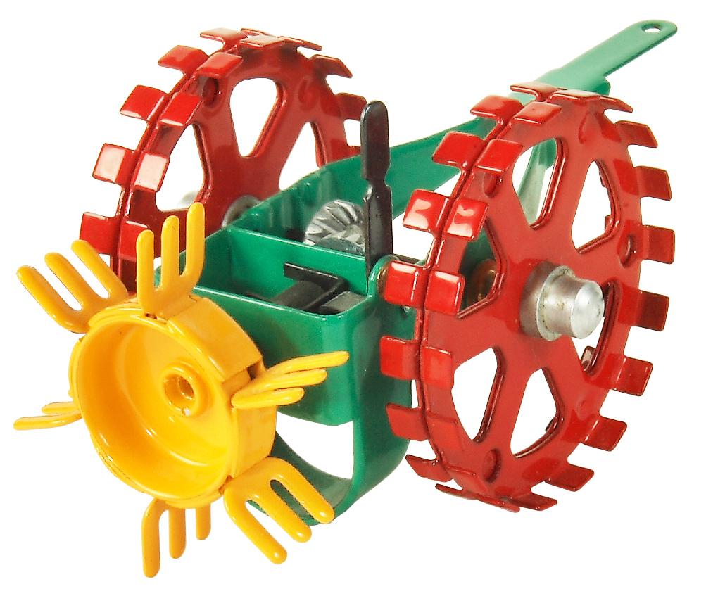 Traktor Zubehör Kartoffelschleuder von KOVAP 0399 Blechspielzeug