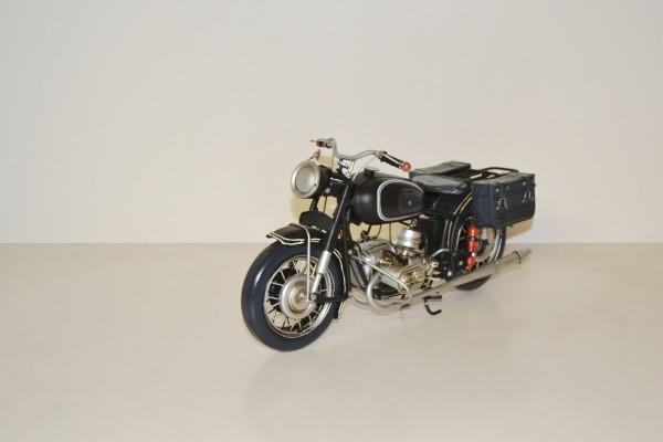 BMW Gendarmerie Motorrad Ansicht links