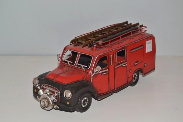 Opel Blitz LF8 Vorbaupumpe Ansicht links