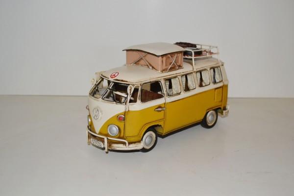 VW-Bus T1 Bulli Campingausführung Ansicht links