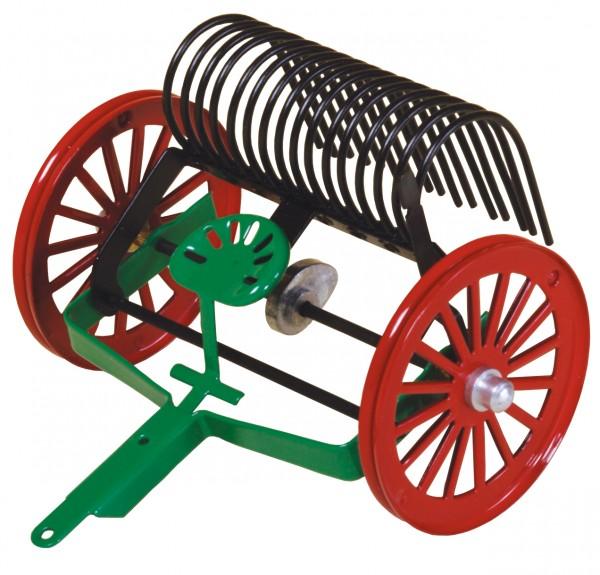 KOVAP Schlepprechen für Traktormodell Ansicht links