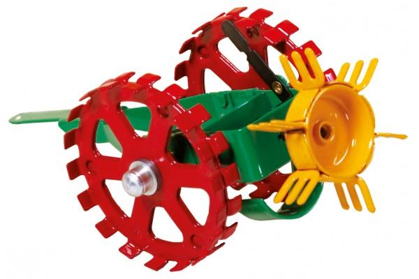 KOVAP Kartoffelschleuder für Traktormodell Ansicht rechts