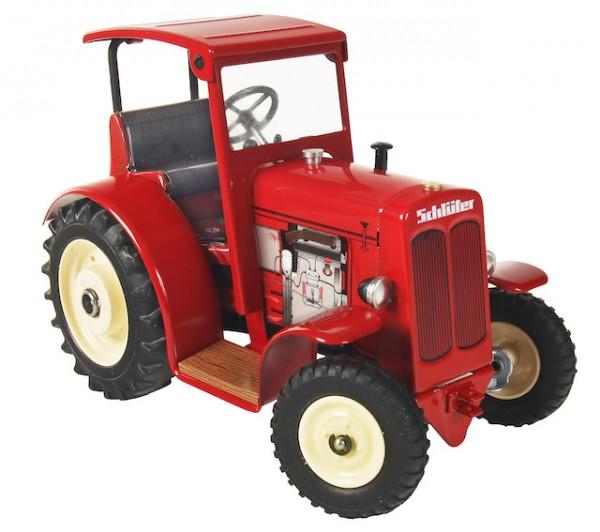KOVAP-Schl-ter-Traktor-DS-25-mit-Verdeck-Neuheit-2019-rot