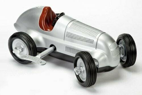 Schuco Grand Prix Mercedes Studio I Ansicht links