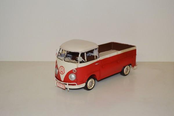 VW Bulli T1 Transporter Pritsche Modell 1960er Jahre