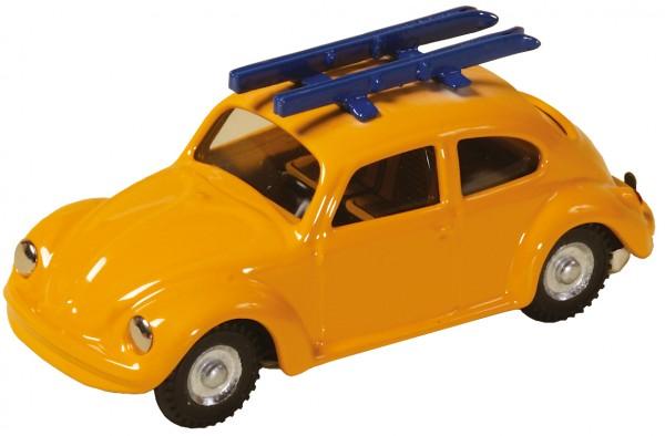 KOVAP VW-Käfer mit Skigepäck rechts