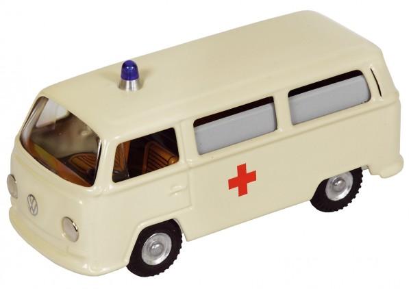 KOVAP Volkswagen Bus Krankenwagen Krankentransporter Ansicht links