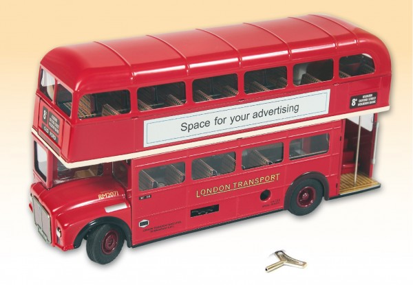 KOVAP Routemaster Bus RM 5 Ansicht links