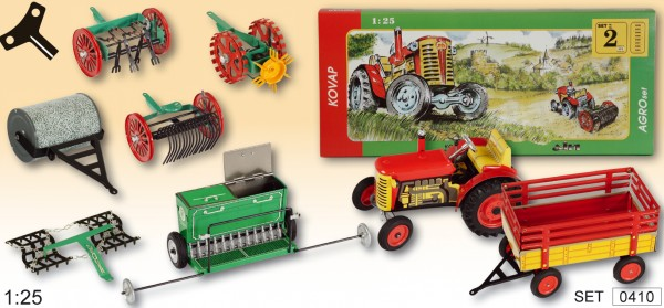 KOVAP AGRO- Set 2 Vollansicht