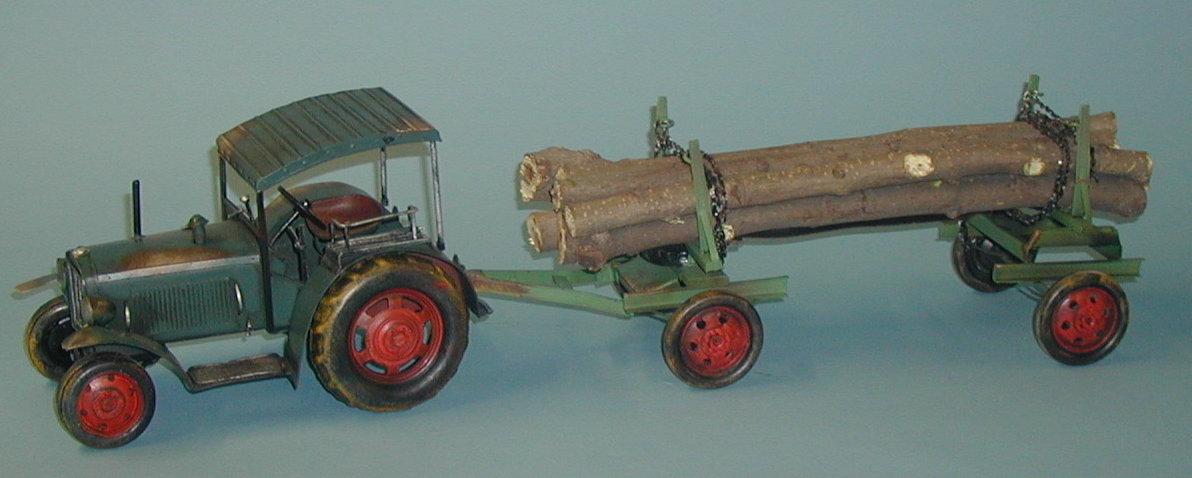 Geschenke fur manner traktor
