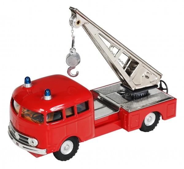KOVAP Mercedes-Benz Kranwagen Feuerwehr Ansicht links