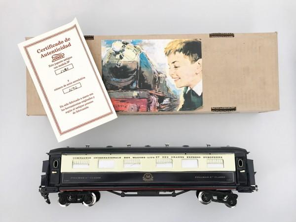 Paya Orient Express Personenwagen  2. Klasse Ansicht mit Karton