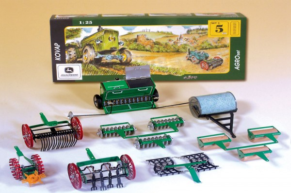 KOVAP AGRO-Set M5 Vollansicht