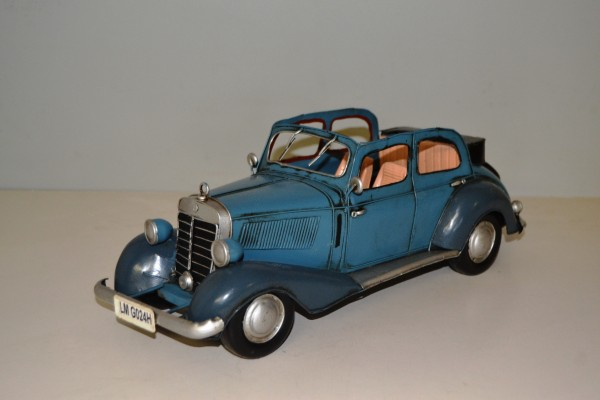 Mercedes-Benz 170 V Ansicht links