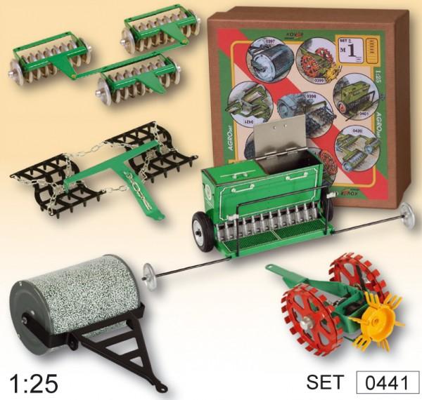 KOVAP AGRO-Set M1 Vollansicht