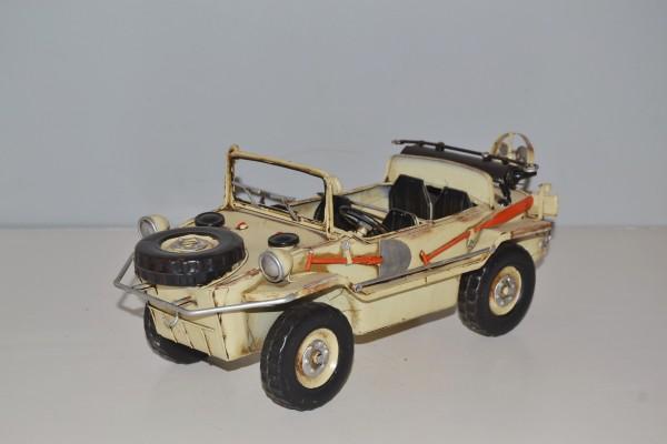 VW-Geländewagen / Schwimmwagen Typ 166 Ansicht links