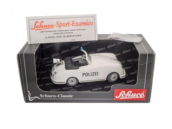 Schuco Sport-Examico Polizei im Karton