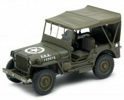 KADEN Willys Jeep MB Ansicht links