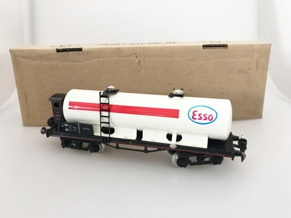 Paya Tankwagen Esso Ansicht mit Karton