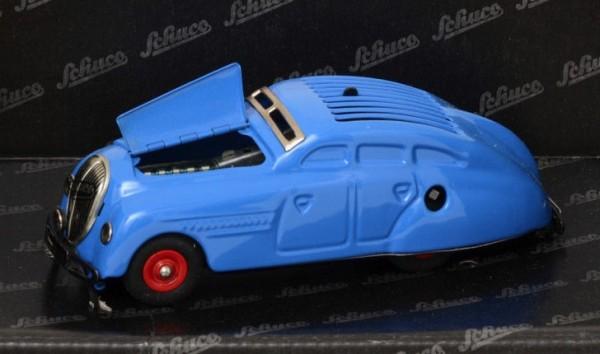 Schuco Kommando Auto Anno 2000 Ansicht links