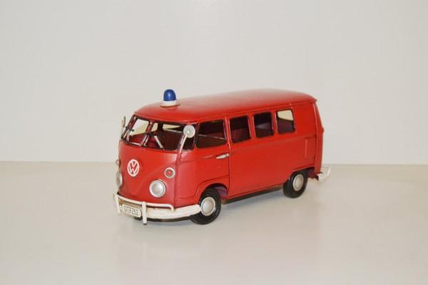 VW-Bus T1 Feuerwehr Ansicht links
