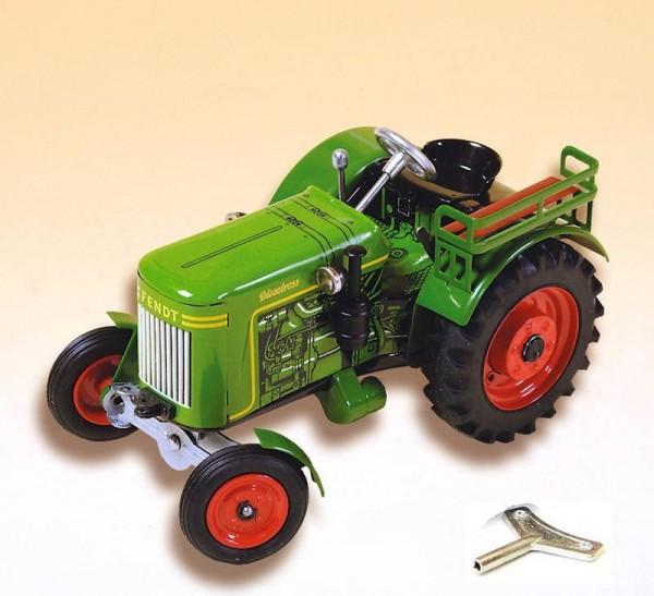 kovap fendt dieselross traktor modell blechspielzeug mit. Black Bedroom Furniture Sets. Home Design Ideas