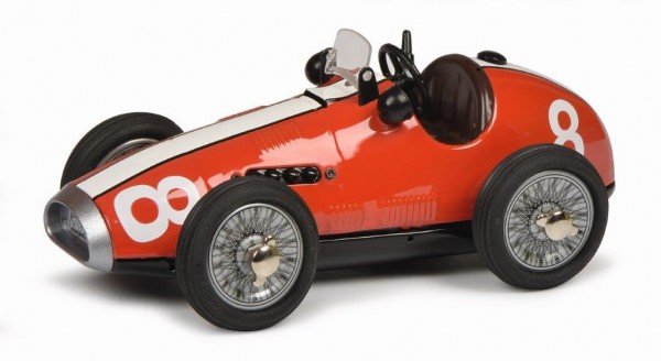Schuco Grand Prix Racer Ansicht links