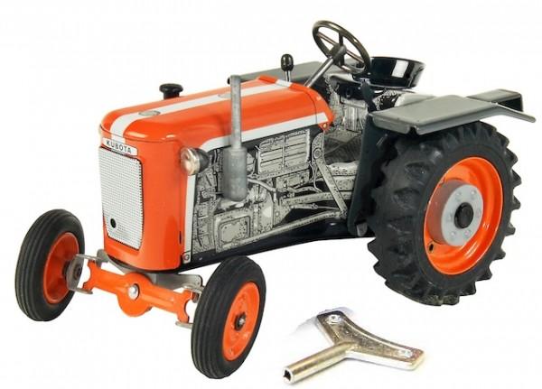 KOVAP Kubota Traktor T15 Ansicht links
