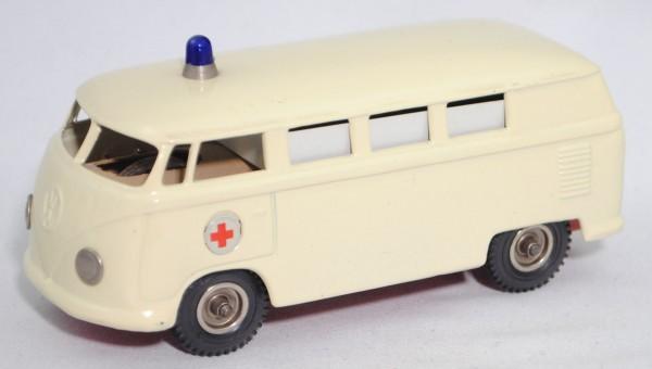 Kellermann CKO Volkswagen Bus Krankenwagen Krankentransporter Ansicht links Front