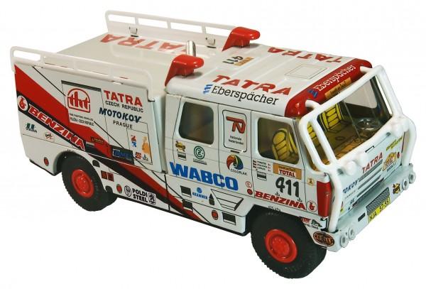 KOVAP Tatra Rallye Truck Granada - Dakar 1995 Ansicht links Front