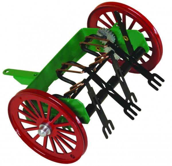 KOVAP Heuwender für Traktormodell Ansicht rechts