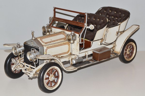 Rolls Royce Silver Ghost - Großmodell Ansicht links