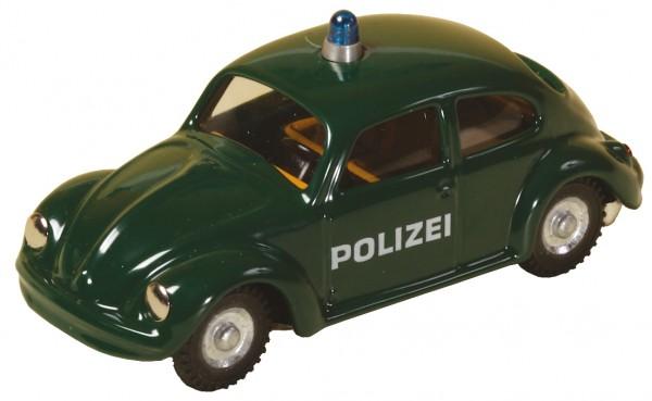 Kovap VW Käfer Polizeiauto Polizeimodell Streifenwagen Ansicht links