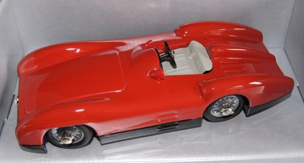 Schuco Studio III Mercedes W196 Stromlinie Ansicht links