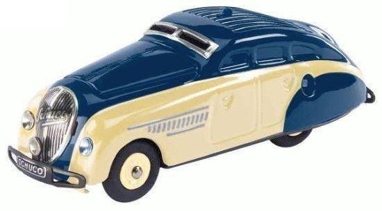Schuco Kommando Auto Anno 200 Ansicht links