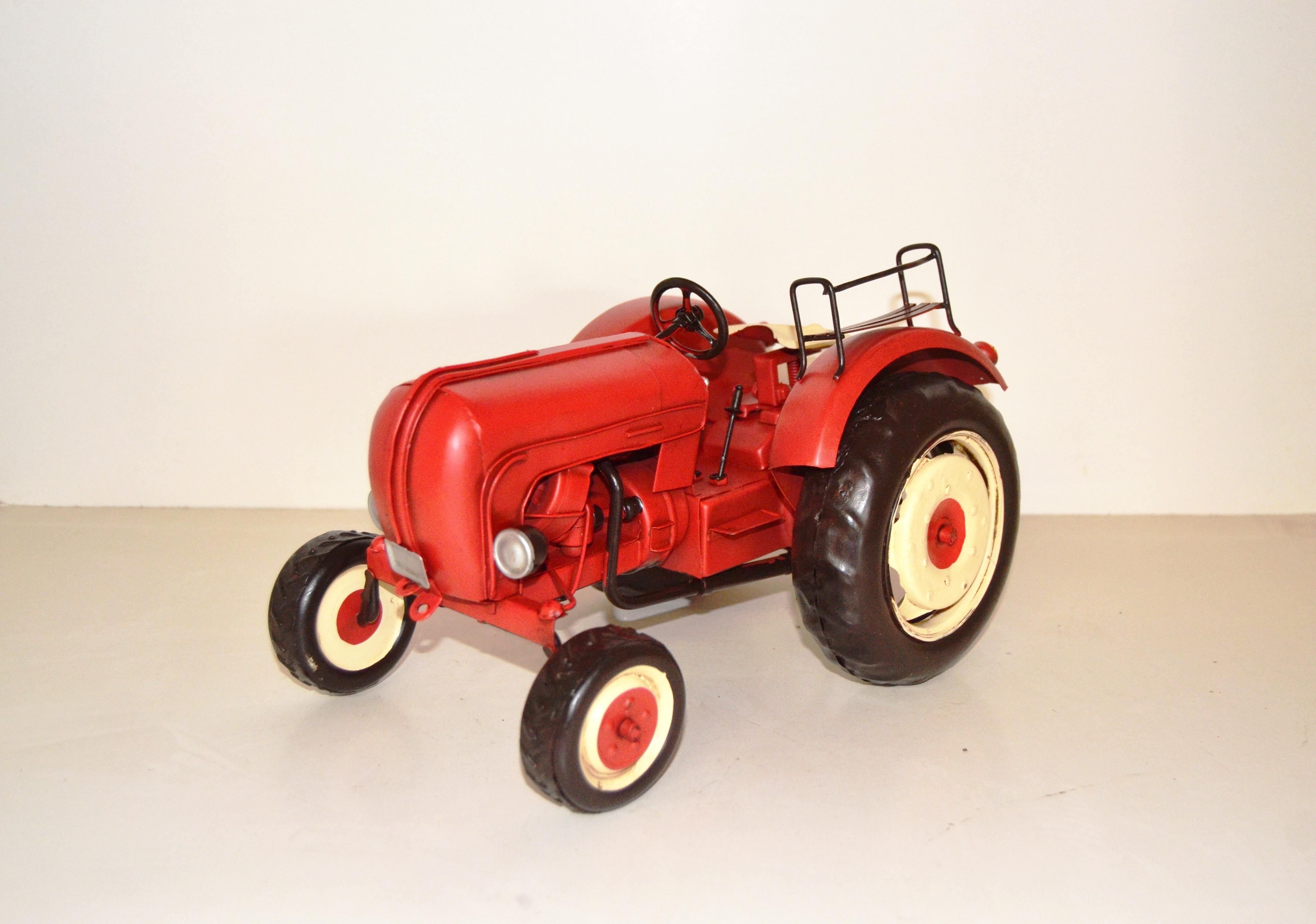 porsche diesel super l 319 traktor modell blechmodell. Black Bedroom Furniture Sets. Home Design Ideas