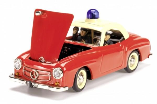 Schuco-Classic-Razzia-Car