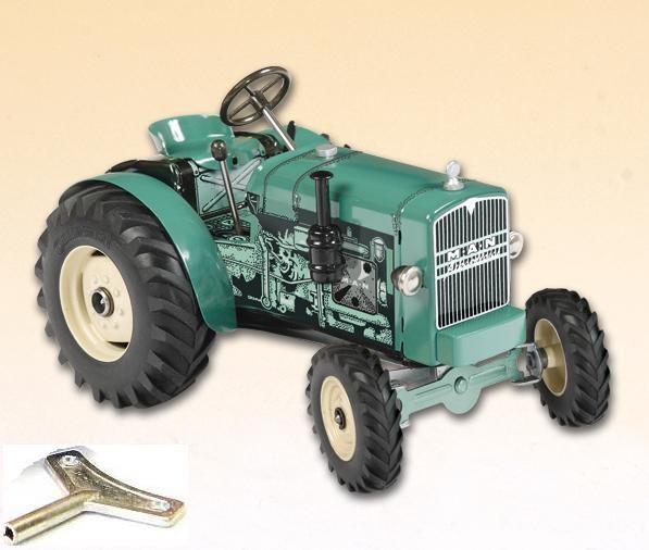 KOVAP MAN Traktor AS 325 A Ansicht rechts